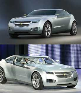 gm chevy volt plug in hybrid electric vehicle. Black Bedroom Furniture Sets. Home Design Ideas