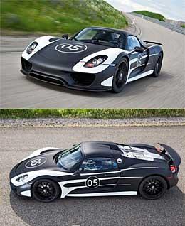 Porsche 918 Spyder Plug-In Hybrid Review