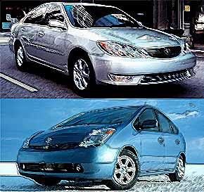 Toyota Hybrid Cars >> Toyota Hybrid Cars